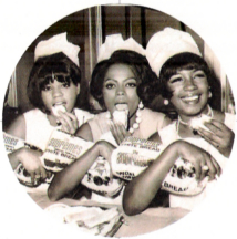 The Supremes branded white bread