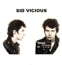 Sid Vicious mug shot