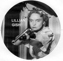 Lillian Gish is backed by the power of God