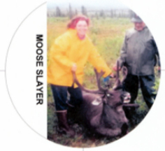 moose slayer Sarah Palin