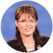 Sarah Palin's wink during the vice-presidential debate