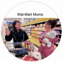 Wal-Mart Mom Sarah Palin