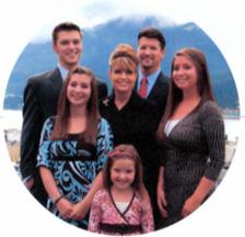 Sarah Palin and the fam