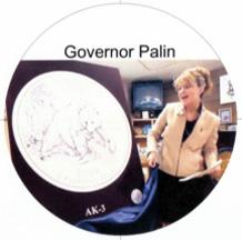 Alaska Governor Sarah Louise Heath Palin