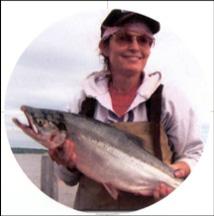 fisherman Sarah Palin