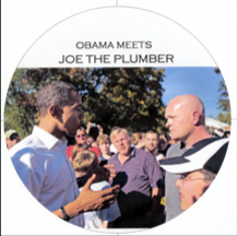 Obama meets Joe the Plumber