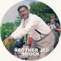 campus evangelist Brother Jed Smock