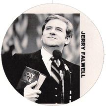 Rev Jerry Falwell
