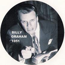 1951 Billy Graham photo
