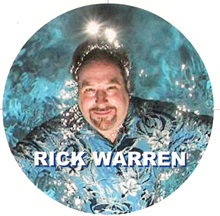 Saddleback Church pastor Rick Warren