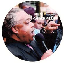 Rev Al Sharpton