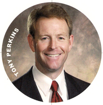 Tony Perkins of the Family Research Council