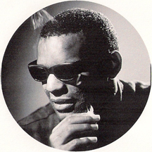 smoking Ray Charles