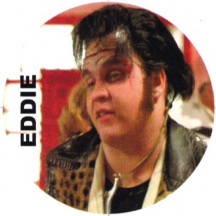 Meatloaf as Eddie in The Rocky Horror Picture Show