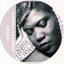 keychain of Sister Rosetta Tharpe