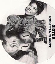 Sister Rosetta Tharpe image