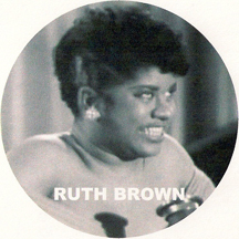 Ruth Brown contemplating the joys of a mean,evil man