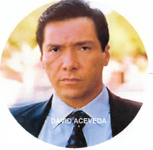 Benito Martinez as David Aceveda on The Shield