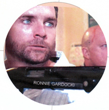 Ronnie Gardocki on The Shield