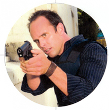 Walt Goggins as Shane Vendrell on The Shield