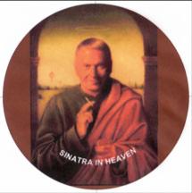 Frank Sinatra in heaven