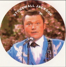 "Stonewall Jackson singing ""Waterloo"" -  1970 image"