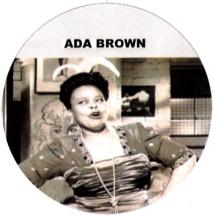 Singer Ada Brown, 1943 image