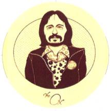John Entwistle magnet