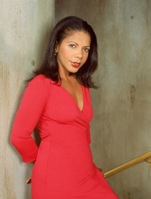Penny Johnson Jerald as Sherry Palmer on 24