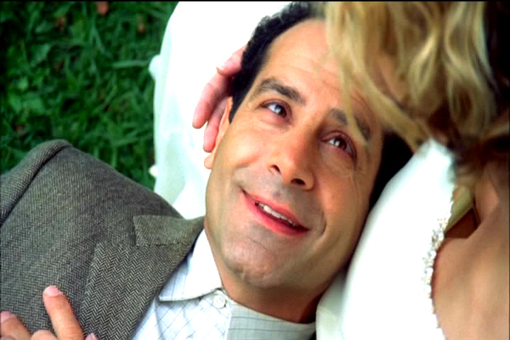 blissed out Adrian Monk