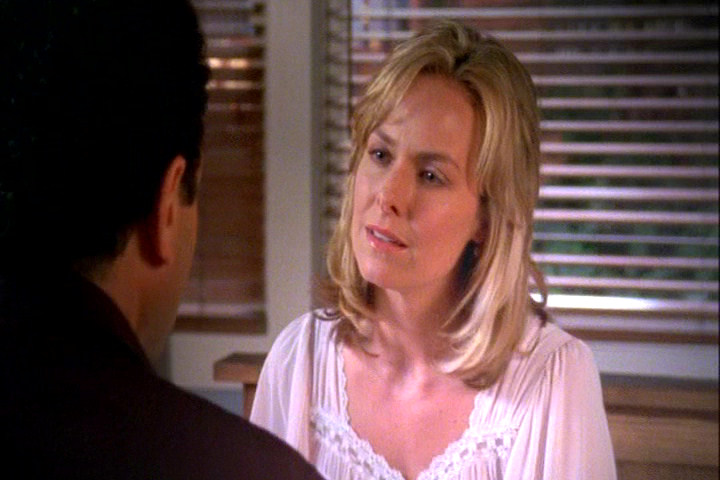 Melora Hardin in 'Mr. Monk Takes His Medicine'