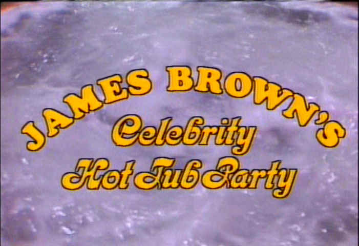 James Brown Celebrity Hot Tub - theTravisty
