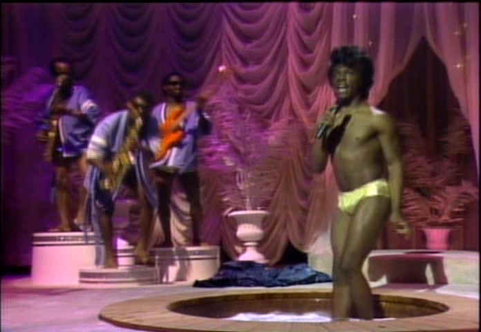 EDDIE MURPHY SNL JAMES BROWN CELEBRITY HOT TUB. - YouTube