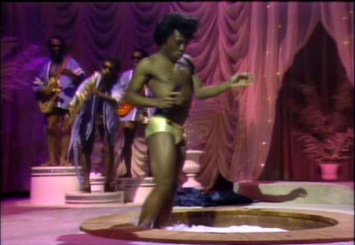 Eddie Murphy James Brown Hot Tub SNL Scene - Dose of Funny