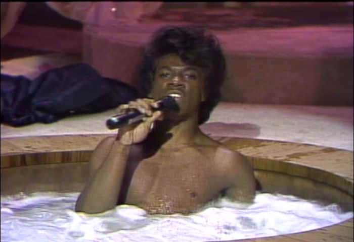 The Eddie Murphy James Brown Hot Tub skit from SNL is a ...