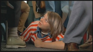Jodie Foster in the original 1976 Freaky Friday