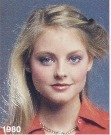 17 year old Jodie Foster image