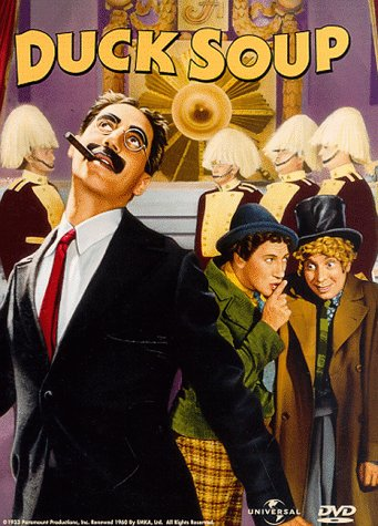 Groucho Marx as Rufus T Firefly