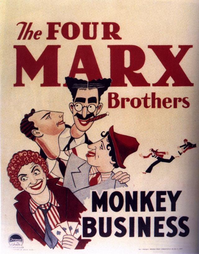 an analysis of groucho marxs letter to the warner brothers A hedge is an investment position intended to offset potential losses or gains that may be incurred by a an analysis of groucho marxs letter to the warner brothers.