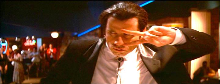 Pulp Fiction Images 13 John Travolta And Uma Thurman Dancing