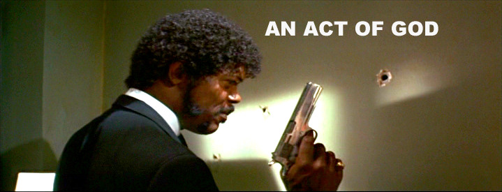 Samuel L Jackson as Jules Winnfield