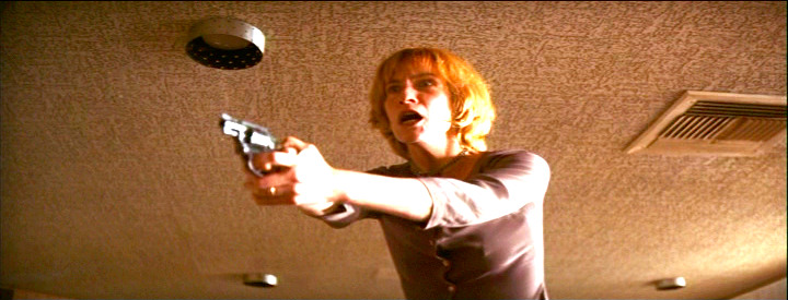 Pulp Fiction Images 95 - Honey Bunny Freakin' Out