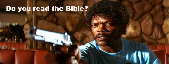 Pulp Fiction Images 98 Jules Winnfield Interprets Scripture