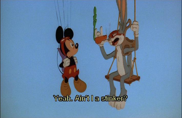 Evil Bugs Bunny 1