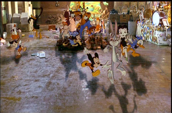 Animation analysis: Who Framed Roger Rabbit