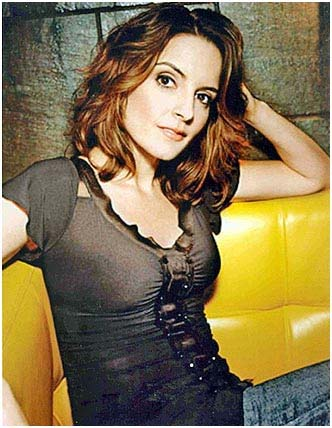 Tina Fey is hot