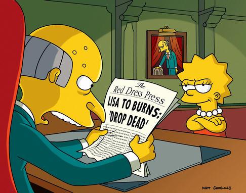 Lisa Simpson 4
