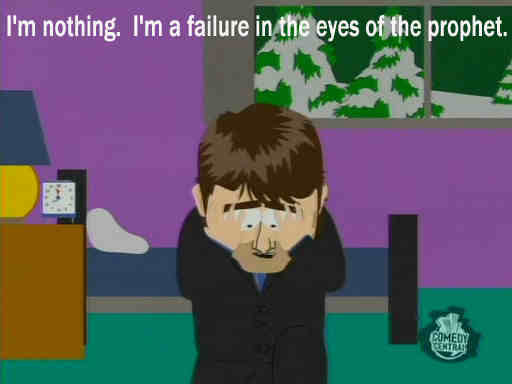 Tom Cruise on South Park image