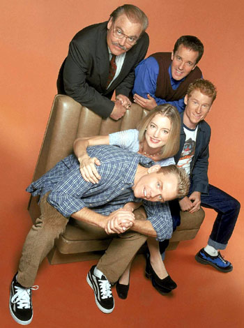 christopher titus, stacy keach, cynthia watros, zack ward, david shatrow