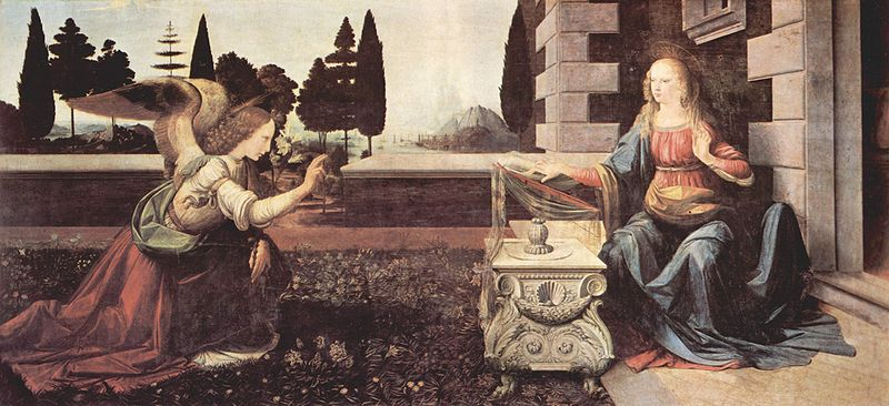 The Annunciation of Christ Picture Gallery 1
